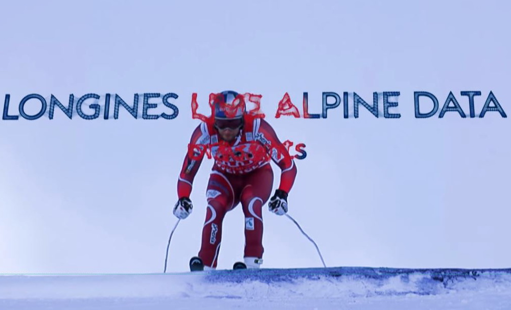 Le Longines Live Alpine Data6