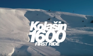 Kolasin 1600 First ride