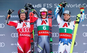 World Cup Bansko 2019 gs960