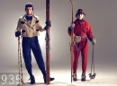 100 Years of Ski Fashion - 1935