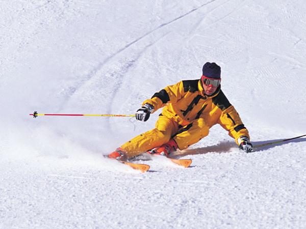 Tehnika karvinga skijanje rs