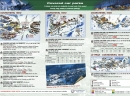 Courchevel - Plan parkinga