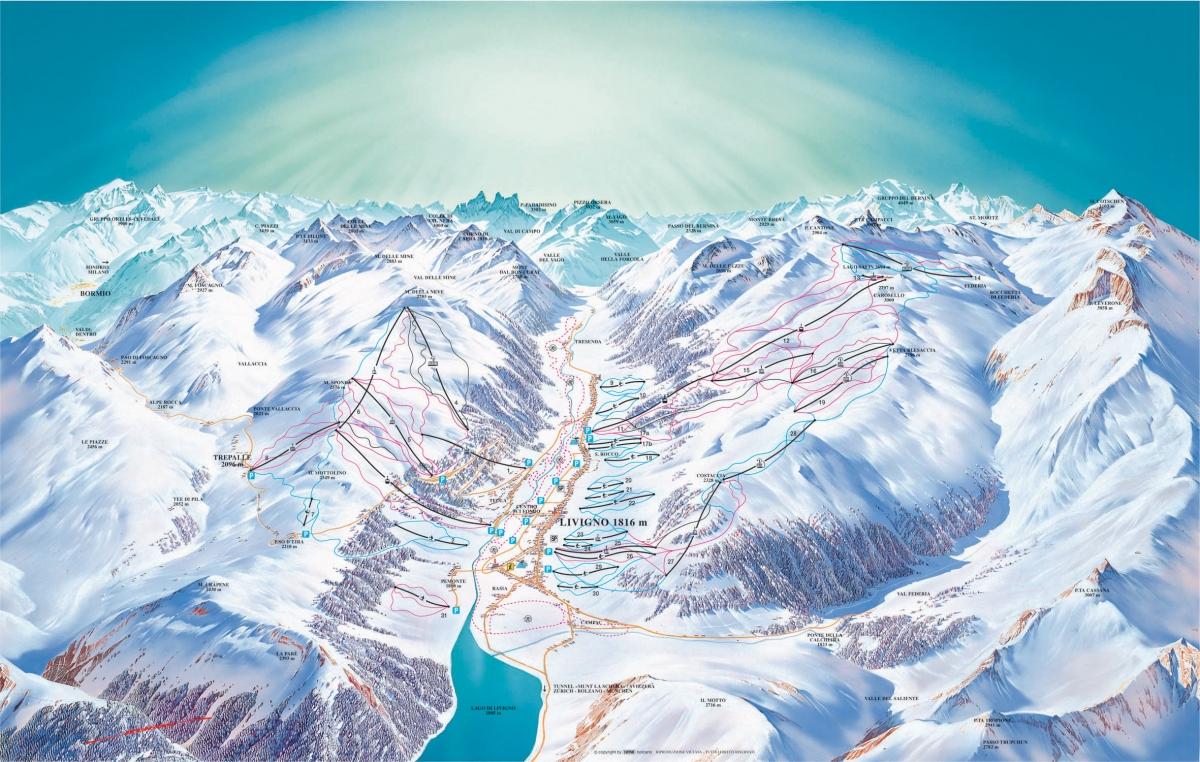 Livigno skijanje rs